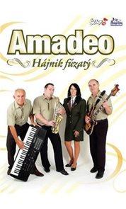 Amadeo - Hájnik fúzatý - 1 DVD