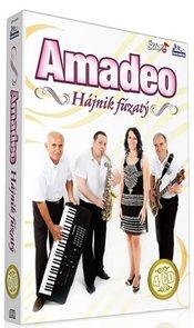 Amadeo - Hájnik fúzatý - 4 CD