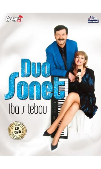Duo Sonet - Iba s tebou - CD+DVD - neuveden - 13,6x19,1