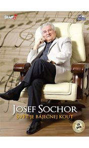 Sochor - Svět je báječný kout - CD+DVD