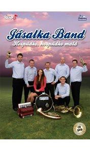Jásalka Band - Hospůdko, hospůdko malá - CD+DVD