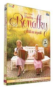 Renalky - Štěstí na rozcestí - CD+DVD (Renata a Renatka Pospíšilovy)