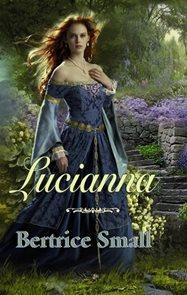 Lucianna (Série Dcery obchodníka s hedvábím 3)