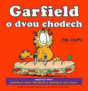 Garfield o dvou chodech