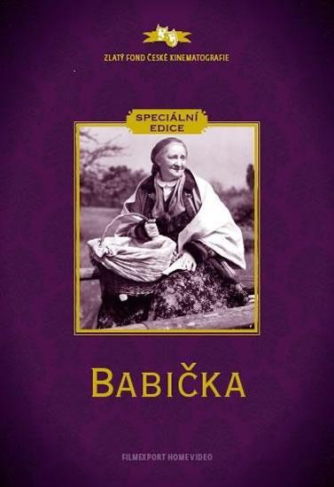 Babička - DVD (digipack) - neuveden - 13,8x19,1