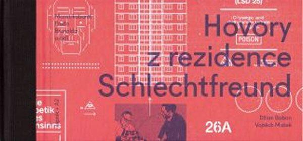 Hovory z rezidence Schlechtfreund - Džian Baban, Vojtěch Mašek - 12,2x26,1
