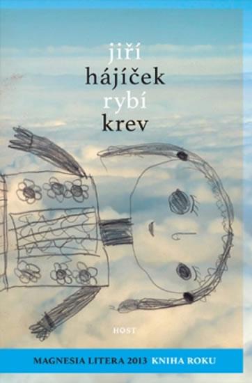 Rybí krev - Hájíček Jiří - 12,6x19,4