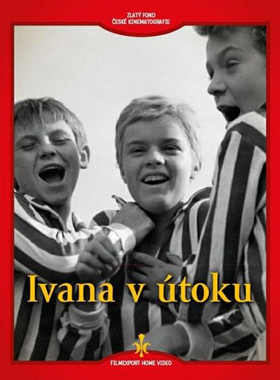 Ivana v útoku - DVD (digipack) - neuveden - 13,6x19,1