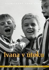 Ivana v útoku - DVD
