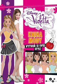 Violetta - Kniha módy