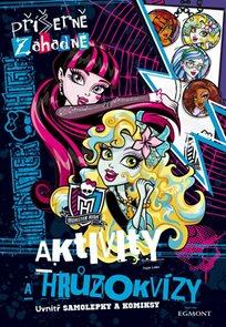 Monster High - Příšerně záhadné aktivity s hrůzokvízy
