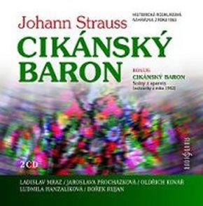 Cikánský baron - 2CD