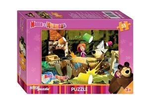 Puzzle 35 Máša a Medvěd
