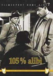 105% alibi - DVD box