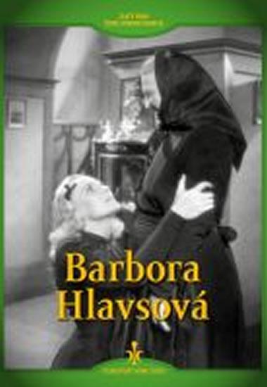 Barbora Hlavsová - DVD digipack - neuveden - 13,8x18,6
