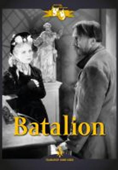 Batalion - DVD digipack - neuveden - 13,8x18,6