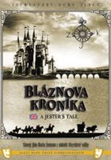 Bláznova kronika - 2 DVD - digipack v šubru - neuveden - 14x18,8