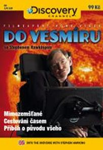 Do vesmíru se Stephenem Hawkingem - 2 DVD (digipack)