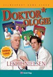 DVD set - Doktorologie 1.- 4.