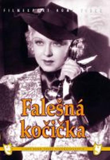 Falešná kočička (1937) - DVD box - neuveden - 13,5x19