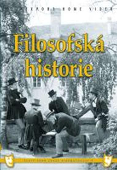 Filosofská historie - DVD box - neuveden - 13,5x19