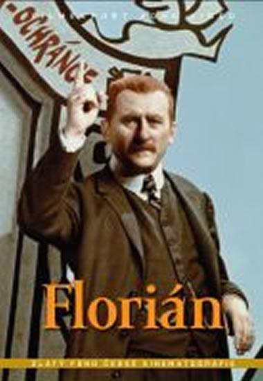 Florián - DVD box - neuveden - 13,5x19
