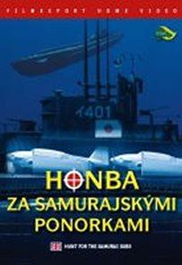 Honba za samurajskými ponorkami - DVD digipack