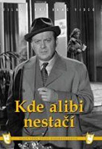 Kde alibi nestačí - DVD box