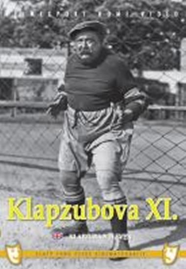Klapzubova jedenáctka - DVD box - neuveden - 13,5x19