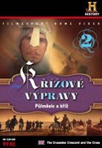Křížové výpravy: Půlměsíc a kříž 2. - DVD digipack