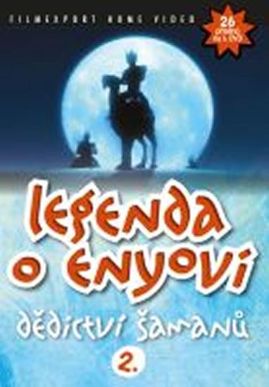Legenda o Enyovi 2. - DVD - neuveden - 13,8x18,6