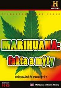 Marihuana: Fakta a mýty - DVD digipack