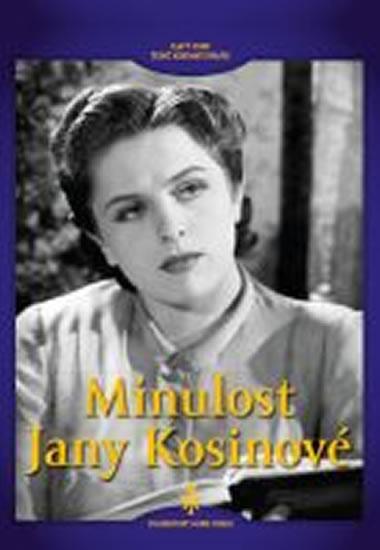 Minulost Jany Kosinové - DVD digipack - neuveden - 13,8x18,6