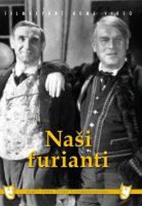 Naši furianti - DVD box