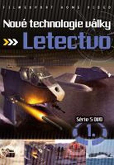 Nové technologie války 1. - Letectvo - DVD digipack - neuveden - 13,8x18,6