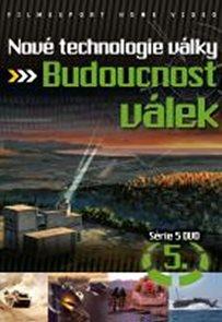Nové technologie války 5. - Budoucnost válek - DVD digipack