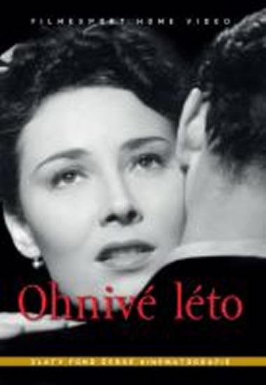 Ohnivé léto - DVD box - neuveden - 13,5x19