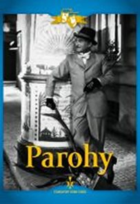 Parohy - DVD digipack