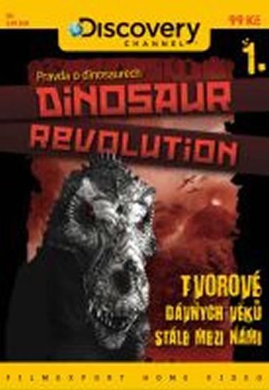 Pravda o dinosaurech 1. - DVD digipack - neuveden - 13,8x18,6