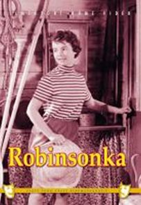 Robinsonka - DVD box