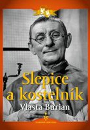 Slepice a kostelník - DVD digipack - neuveden - 13,8x18,6