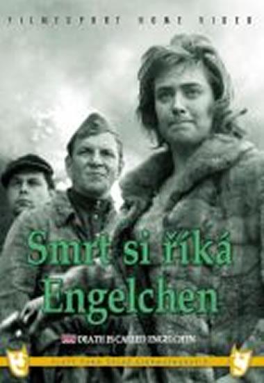 Smrt si říká Engelchen - DVD box - neuveden - 13,5x19