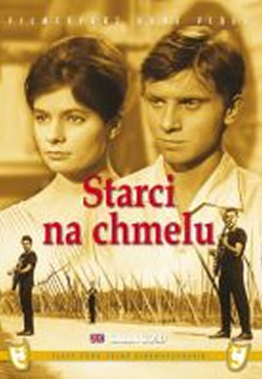 Starci na chmelu - DVD box - neuveden - 13,5x19