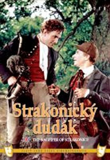 Strakonický dudák - DVD box - neuveden - 13,5x19