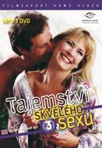 Tajemství skvělého sexu 3. - DVD digipack