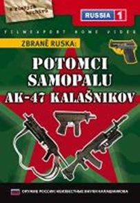 Zbraně Ruska: Potomci samopalu AK-47 Kalašnikov - DVD digipack