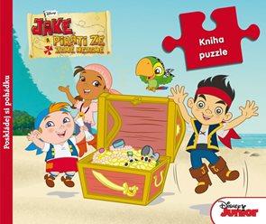 Pirat Jake - Kniha puzzle