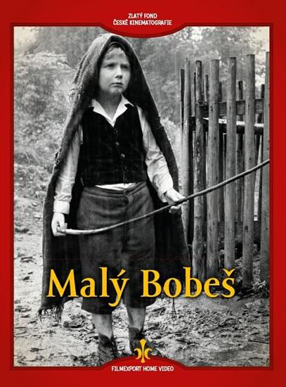 Malý Bobeš - DVD (digipack) - neuveden - 13,8x18,7