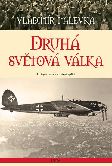 Druhá světová válka - Nálevka Vladimír - 16,6x23,9