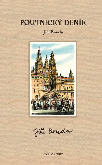 Poutnický deník - Bouda Jiří - 15,7x25,1